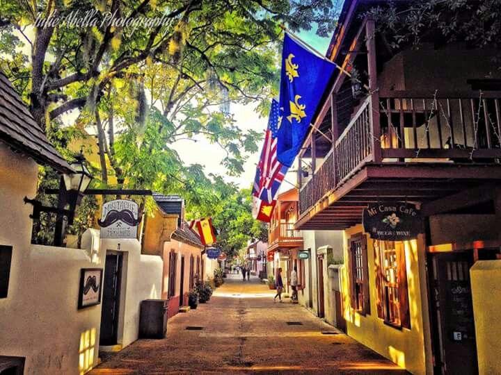 saint augustine village